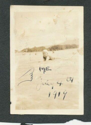 July 4th 1919  Camping at Haleiwa, & Haleiwa beach Hawaii 2 small Photos
