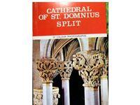 Cathedral Of St. Domnius Split.Guide Book. Yugoslavia. Rare!