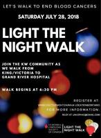 Light the Night 2018 - KW Community Walk