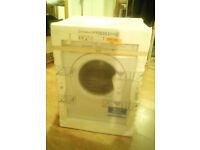 Indesit washing machine 7kg (new)