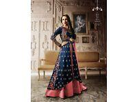 Zara Vol-2 Heavy Embroidery Indo Western Salwar Kamiz