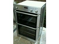"DOUBLE BUILT IN OVEN ""AEG"""