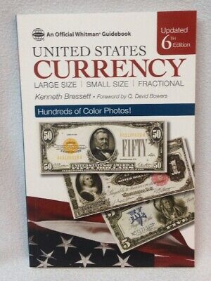 A Guide Book of United States Currency- Large, Small & Fractional 2016 NEW