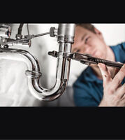 Plumbing services for a good price!