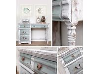 Furniture Painting in South Yorkshire- Shabby Chic, Distressed, Vintage..