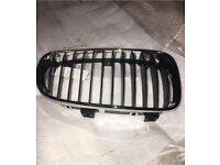 Bmw front kidney grills 1 series coupe