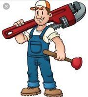 Licensed Plumber 24/7 emergencies & repairs
