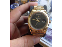 Luxury Watches Wanted