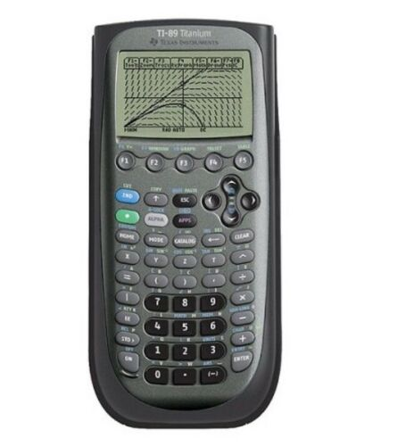 Texas Instruments TI-89 Titanium Graphing Calculator Pre-owned