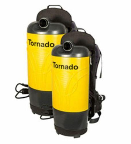 Tornado Pac-Vac 10 Aircomfort Backpack Vacuum (93014B) - Free Shipping