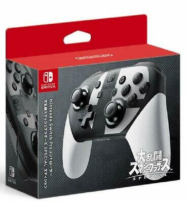 Mando Nintendo Switch Pro Super Smash Bros. Nuevo en Caja. Envio 48/72...