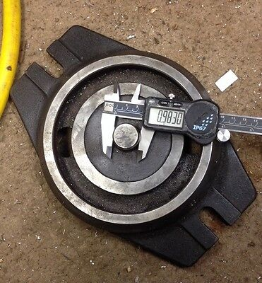 Swivel Base For Milling Machine Vise Machinist Vise Base 4 Kurt Bs Palmgren
