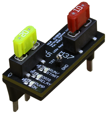 TIPM Plug-In Fuel Pump Relay Bypass System LITE:2007-2018 Dodge/Chrysler/Jeep/VW