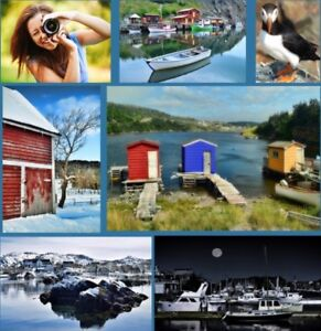 Intro to Photography Workshop . Mt Pearl Monday Night Sept 24