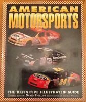 NASCAR &MOTORSPORTS BOOKS& MAGAZINES in excellent, like new cond