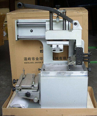 Manual Pad Printer Pad Printing Machine Label Logo Diy Transfer Free Shipping