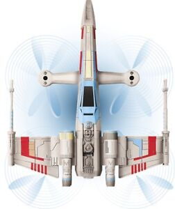 Lost Drone, Star Wars X-Wing Fighter, Hunter Park, Loring Cress