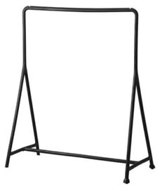 Barely used IKEA clothes rail