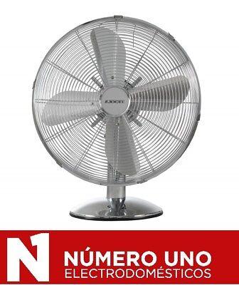 Ventilador de Sobremesa Jocel JVMI030603, 50 W.