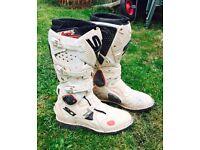 Sidi crossfire 2 2016 Mx boots