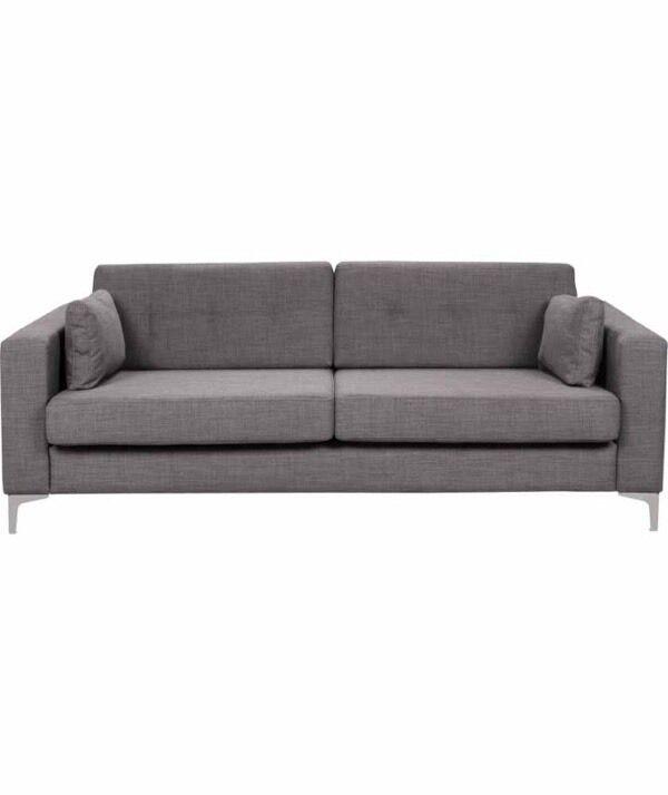 Attractive Grey U0027Brooklynu0027 Sofa Settee From Argos RRP £399