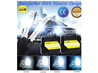 BMW Audi MERCEDES Error free canbus compatible Hid XENON H7 conversion kit 8k or 6k boxed brand new