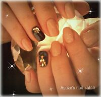 HIGH QUALITY JAPANESE GEL NAILS OVERLAY.