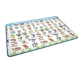 Tippitoes alphabet play mat