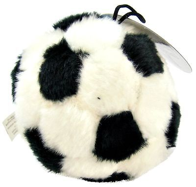 ETHICAL SPOT PLUSH SPORT SOCCER BALL 4.5