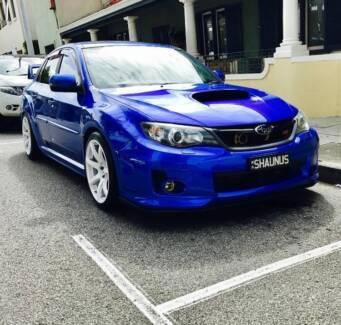 2017 Subaru Wrx Sti Spec R