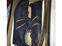 Designer size 10 Paul smith midnight fuzz technical trainers