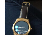 LG Urbaine Android Watch