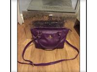 Vivienne Westwood rep handbag is brand new (can post)