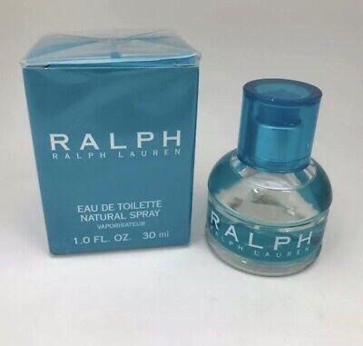 RALPH LAUREN Ralph Eau de Toilette Natural Spray Women 1oz/30ml NEW IN BOX