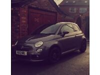 13 plate Fiat 500, grey, twinair engine for sale