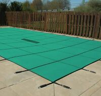 All Styles & Best Prices on Pool Safety Covers!