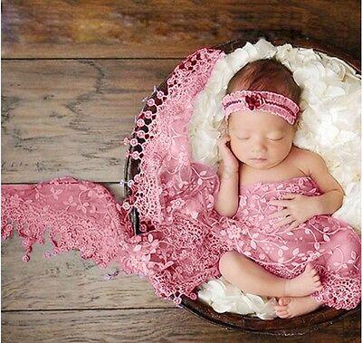 Prinzessin Baby Wickeltuch Spitze Fotoshooting Neugeborenen Fotografie Pucktuch