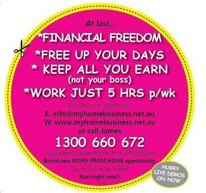 Earn $990 per week Part Time Running Your Own Small Business Melbourne CBD Melbourne City Preview
