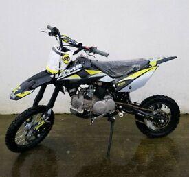 110cc Super Stomp Pitbike Motorbike Scrambler In Northern