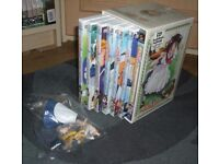 Complete Anime Series box set Reg 1 DVDs £15 + per collection. Offers welcome, especially bulk buy