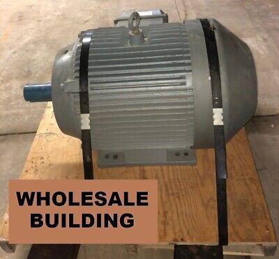General Electric Ac Induction Motor 5ke405sfc224b 100 Hp Ph 3 1785 Rpm Tefc