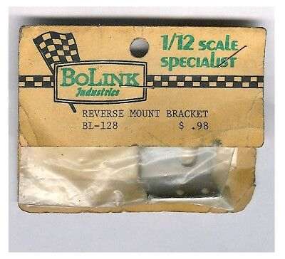 Used, Vintage RC Car Bolink BL-128 1/12 Reverse Mount Bracket Very Old Part NOS! for sale  Shipping to India