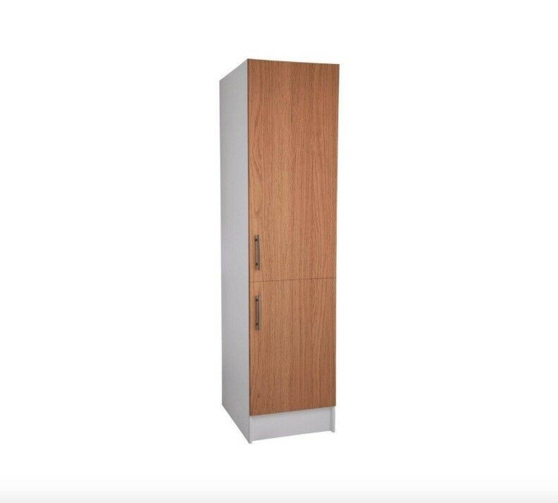 New Athina 500MM Tall Fitted Kitchen Unit Oak Effect.