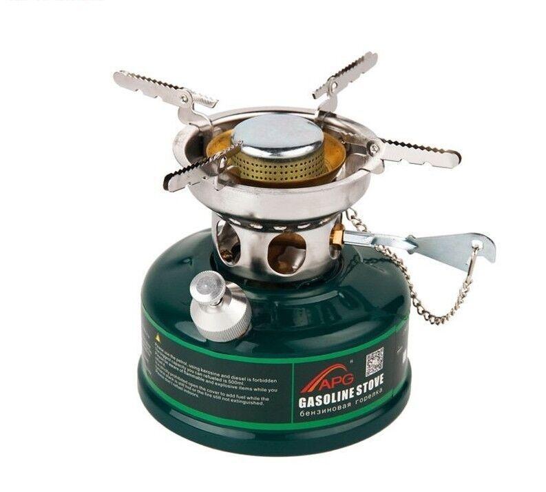 Stove Oil Gasoline Burner For Camping Hiking Outdoor Cooking Oil-burning Boiler