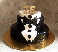 Fondant cakes for all occasions for as low as $75