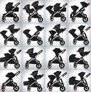 ASAP Sale Baby Jogger City Select Stroller with Second Seat Doonside Blacktown Area Preview