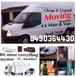 MOVING, PICK UP & DELIVERY South Eastern Suburbs