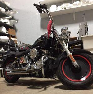 05 Harley fat boy