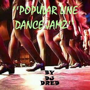 New-LINE-DANCE-Music-CD-Wobble-Booty-Call-Twist-Slide-Cha-Cha-Shuffle-DJ-DRED