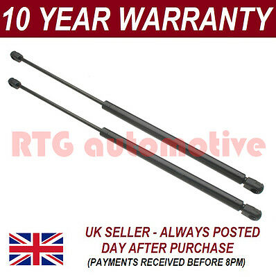 2X FOR FORD FIESTA MK5 3 DR HATCHBACK 2001-2008 GAS TAILGATE BOOT SUPPORT STRUTS